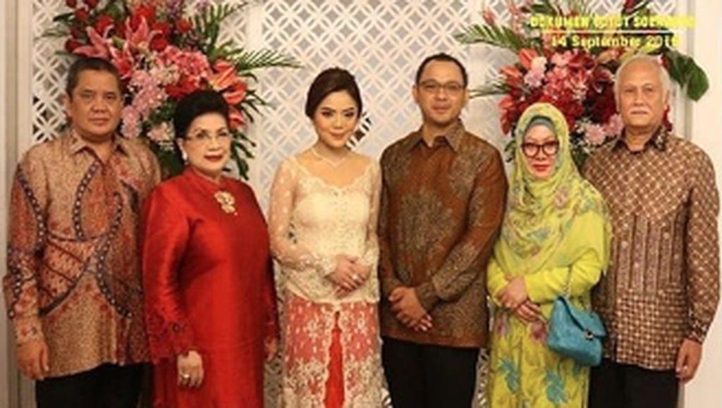 Putra Tutut Soeharto Mantan Suami Lulu Tobing Lamar Wanita Asal Makassar