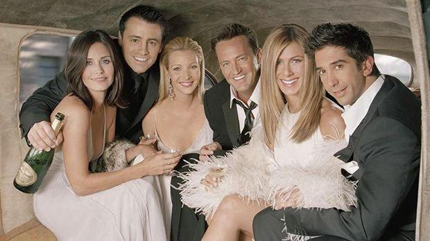 'Monica Geller' Tak Sabar Nantikan Reuni Friends