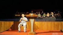 Berusia 70 Tahun, Rahayu Supanggah Masih Belum Purna