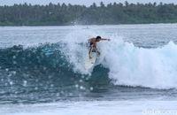 Ombak di Pulau Simeulue