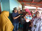 Pertamina Tingkatkan Gizi Ibu dan Anak di Wilayah Terdampak YYA