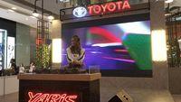 Manjakan Milenial Jakarta, Toyota Suguhkan DJ di Yaris Beats Corner
