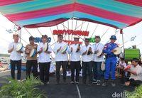 Ratusan Peserta Meriahkan Banyuwangi Fishing Festival