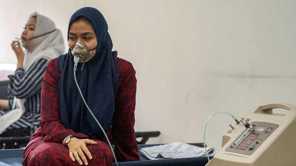 Bantah Kelangkaan Tabung Oksigen, Kemenkes: Tak Bisa Dibagi Sembarangan