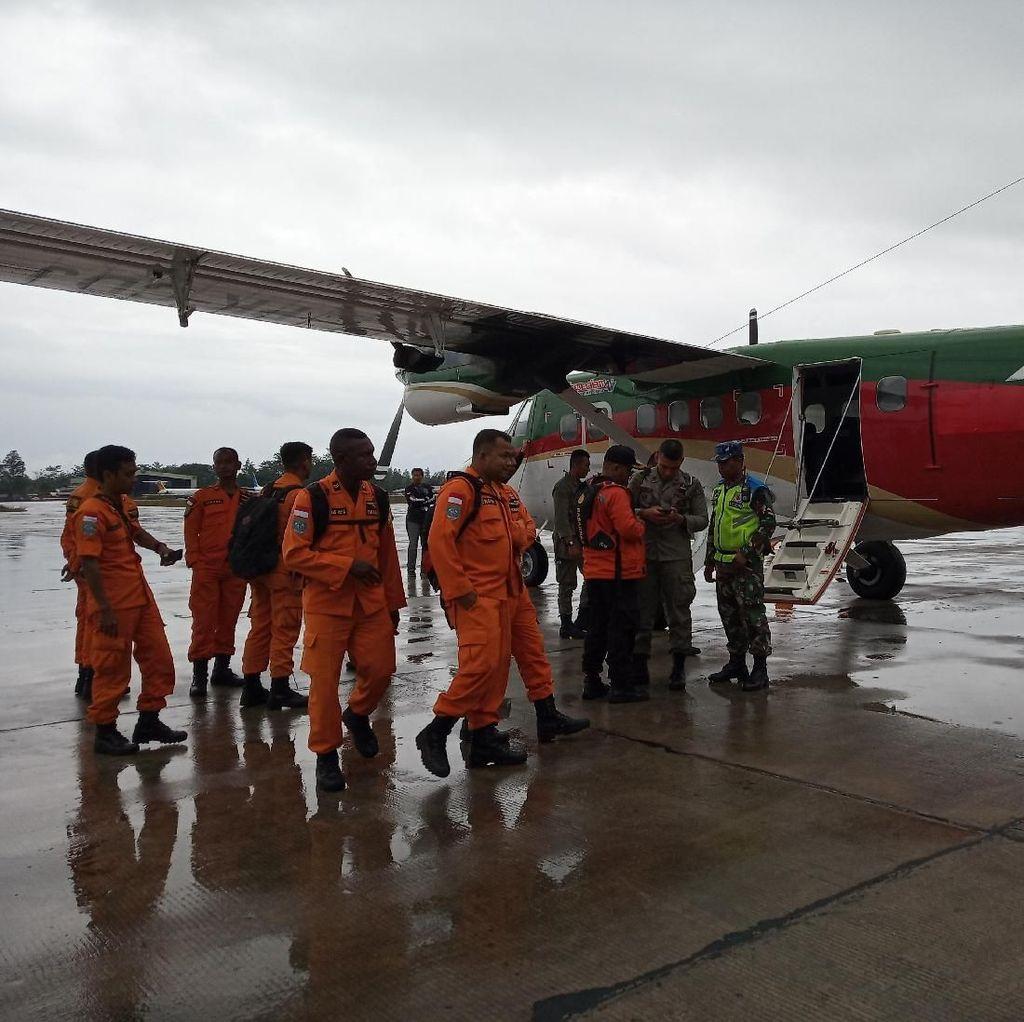 KNKT Akan Selidiki Penyebab Pesawat Twin Otter Hilang di Papua