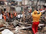 Diduga Korsleting Listrik, Kerugian Kebakaran di Jatinegara Rp 2 M