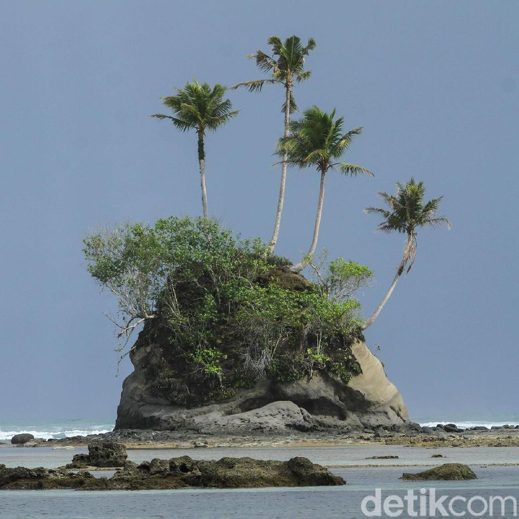 Unik! Ada Pulau Spongebob Lho di Aceh