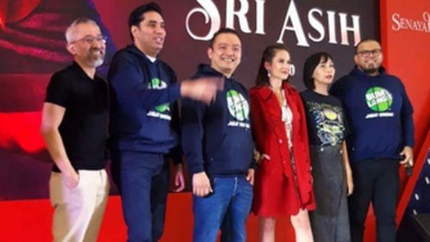 Pevita Tegaskan 'Sri Asih' Bukan Wonder Woman ala Indonesia