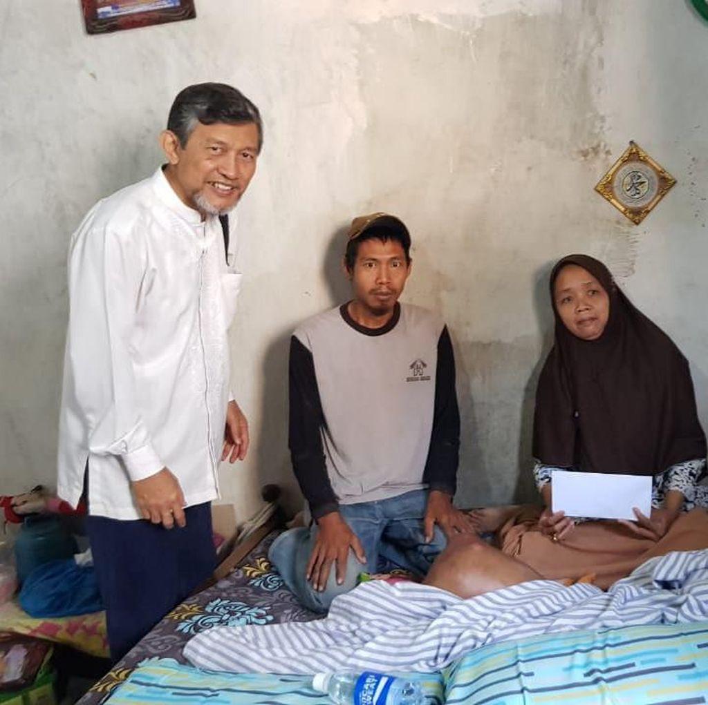 Kaki Siswi SMP di Mojokerto yang Kanker Tulang Terancam Diamputasi