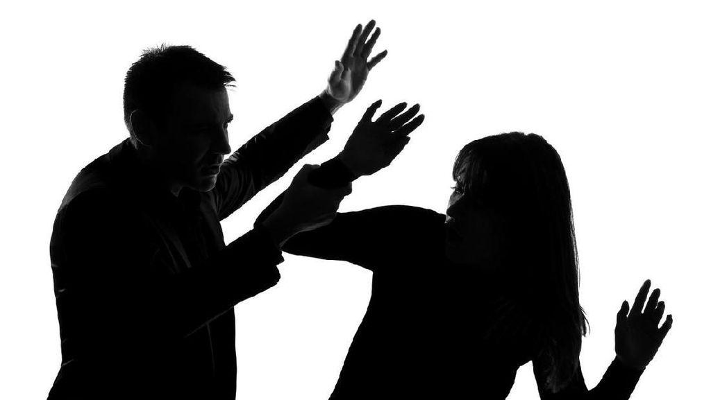 Emosi Diminta Uang Gaji, Suami di Riau Pukul-Banting Istri