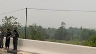 Diselimuti Asap, 228 Titik Panas Muncul di Kalbar Hari Ini