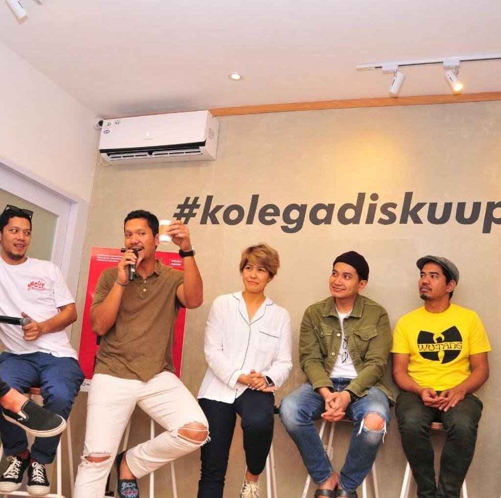 Saat Maliq & DEssentials Berbagi Inspirasi pada Fans di Surabaya