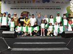 Wagub Uu Ajak Warga Pungut Sampah di World Cleanup Day