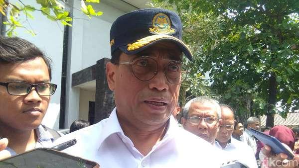Menhub Minta Semua Pihak Hormati Hasil Investigasi Jatuhnya Lion Air PK-LQP