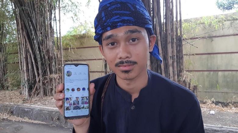 Berkat Medsos, Pemuda Baduy Kini Bisa Jual Tenun-Madu secara Online