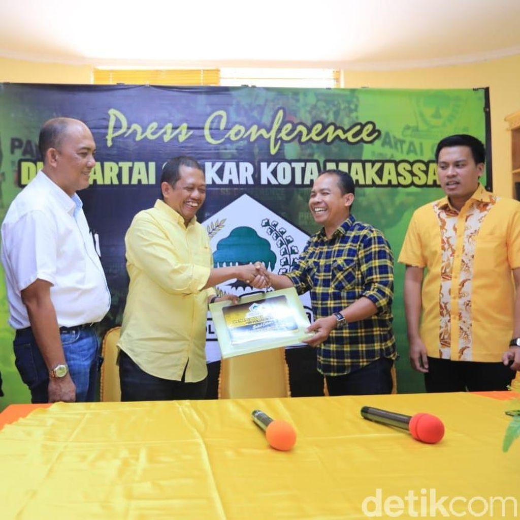Golkar Buka Penjaringan Calon Wali Kota Makassar