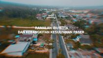Ramalan Suku Paser dan Ibu Kota Baru Indonesia