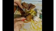Viral Video Rendang Isi Narkoba, Netizen  Gagal Fokus ke Dagingnya