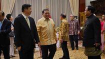 Selain Jokowi, Elite Partai Komunis China Juga Bertemu Prabowo
