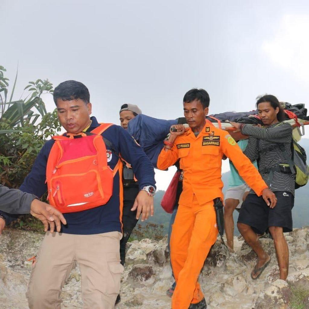 Pendaki Tewas di Puncak Gunung Sibayak Sumut