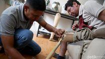 Kisah Chairul Ichwan, Barista yang Susah Cari Kerja Sejak Kakinya Diamputasi