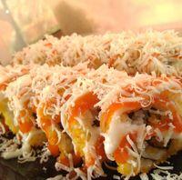Sushi Janda, Sushi Sunda Banget yang Murah Meriah