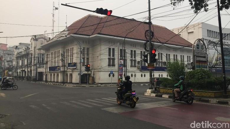 Tak Punya Alat Ukur, Kualitas Udara Akibat Kabut Asap Medan Sulit Diketahui