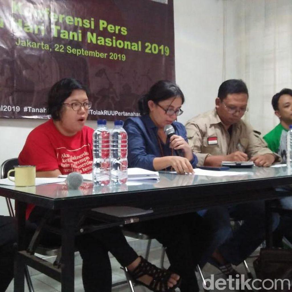 Ribuan Petani Bakal Gelar Aksi di Istana-DPR 24 September