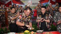 Basarah Ajak GM FKPPI Adaptif Terhadap Arus Zaman