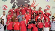 DKI Jakarta Juara Umum Kejurnas Equestrian 2019