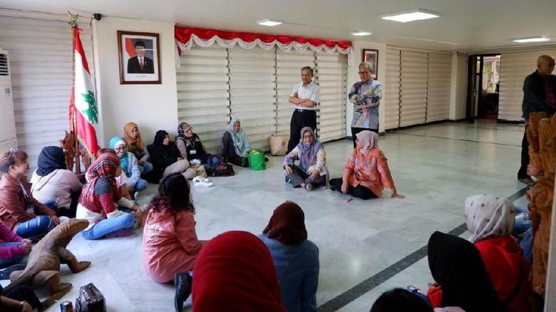 Kunjungi KBRI Beirut, Ketum PP Muhammadiyah Diskusi soal Repatriasi