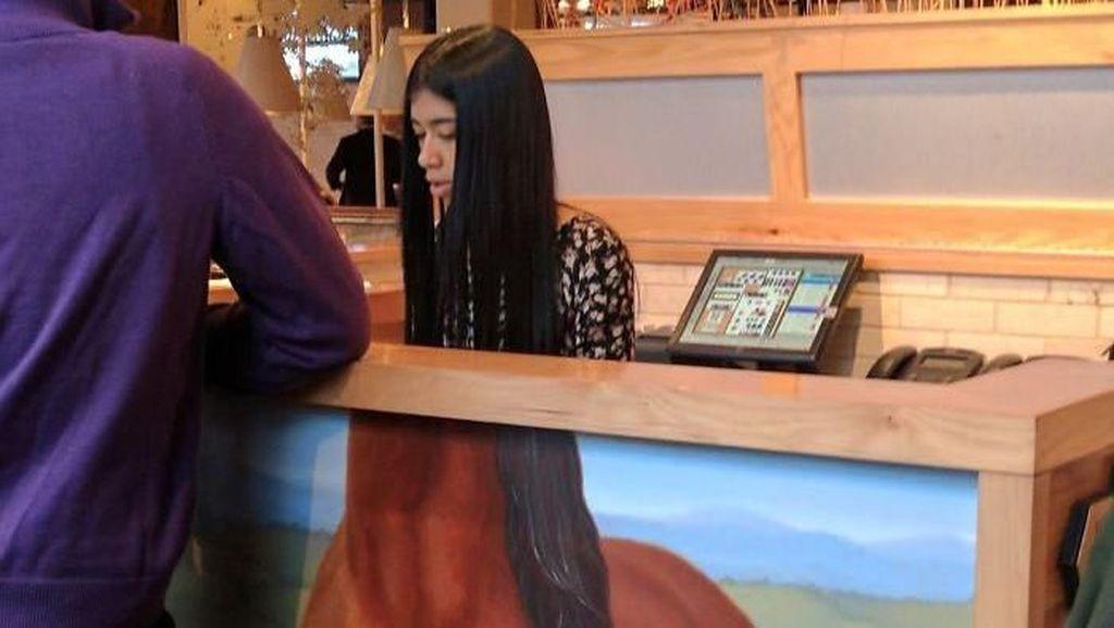 Apa Rasanya Makan di Restoran dengan Desain Kayak Gini?