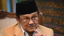 Almarhum BJ Habibie Sempat Ikut Merevisi Film Habibie & Ainun 3