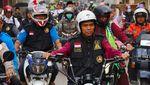 Ini Motor Kustom dari Jamaah yang Ditolak Ustaz Abdul Somad