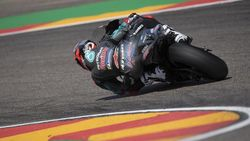 Quartararo Tak Muluk-Muluk di MotoGP Aragon