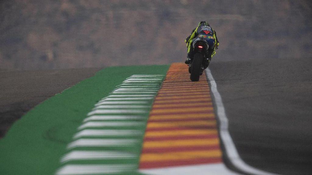 Start di Baris Kedua Cukup Oke Buat Rossi, tapi...