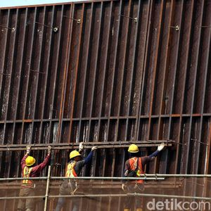 Daftar Proyek Infrastruktur RI Senilai Rp 2.000 T