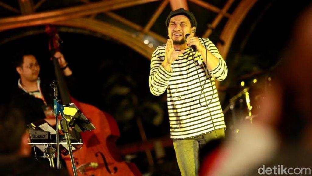 Meriahnya Jazz Gunung Ijen 2019, Yura dan Tompi Bawa Kehangatan