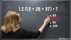 Matematika adalah salah satu cara paling efektif mengukur level kebugaran fungsi otak. Seperti halnya otot, otak juga bisa kelelahan pada kondisi tertentu.