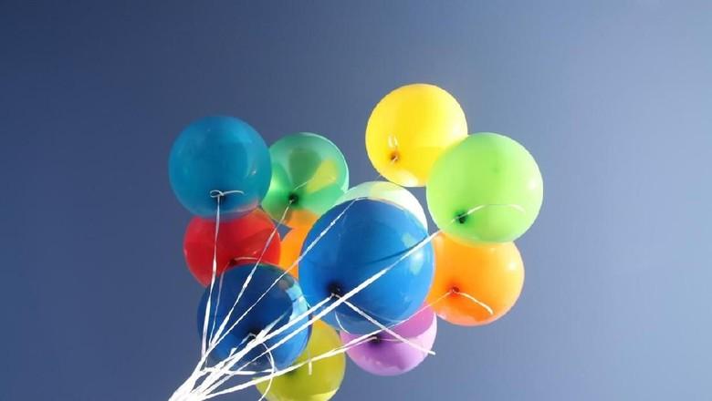Ilustrasi balon (iStock)