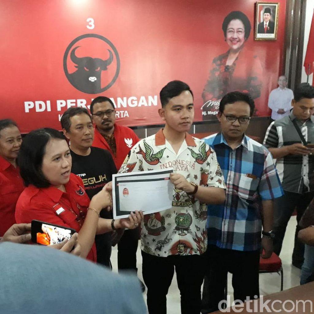 FX Rudy: Peluang Gibran Cawalkot Solo Lewat PDIP Sudah Tertutup