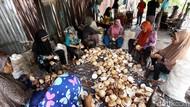 Bisnis Pengolahan Kelapa Sokong Perekonomian Para Ibu di Sinabang