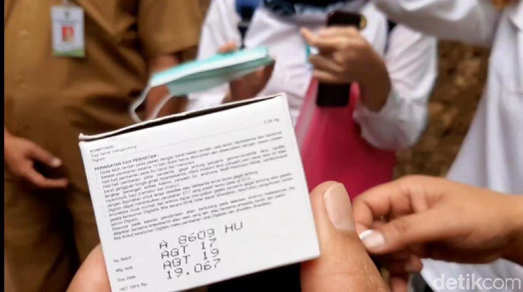 Pasien KIS Diberi Obat Kedaluwarsa, Polisi Sita 2.358 Butir Digoxin