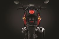 Honda Supra GTR150 Street Sport.