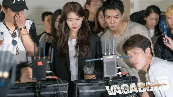 Behind The Scene Vagabond, Drama yang Lagi Heboh