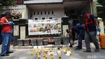 Kisah Pengintaian Iron Man dalam Penggerebekan Terduga Teroris di Jakut