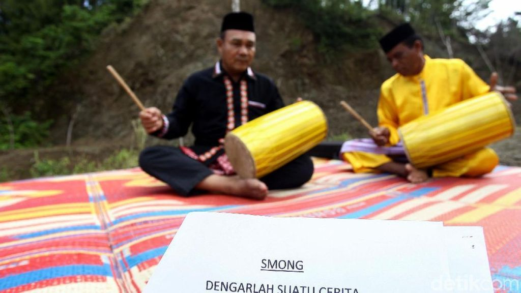 Mengenal Smong, Kearifan Lokal Penyelamat Warga dari Tsunami