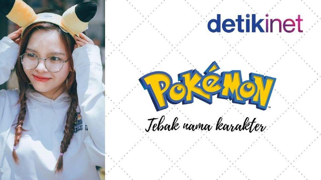 Ngaku Suka Pokemon? Tebak Dulu Semua Nama Karakternya Ini