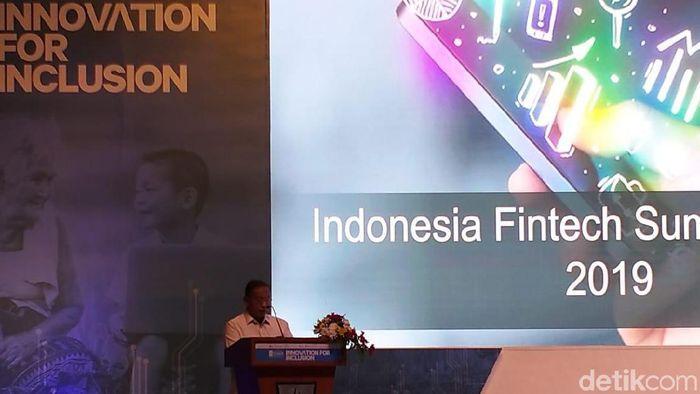 Foto: Menko Darmin Nasution/Danang Sugianto-detikcom