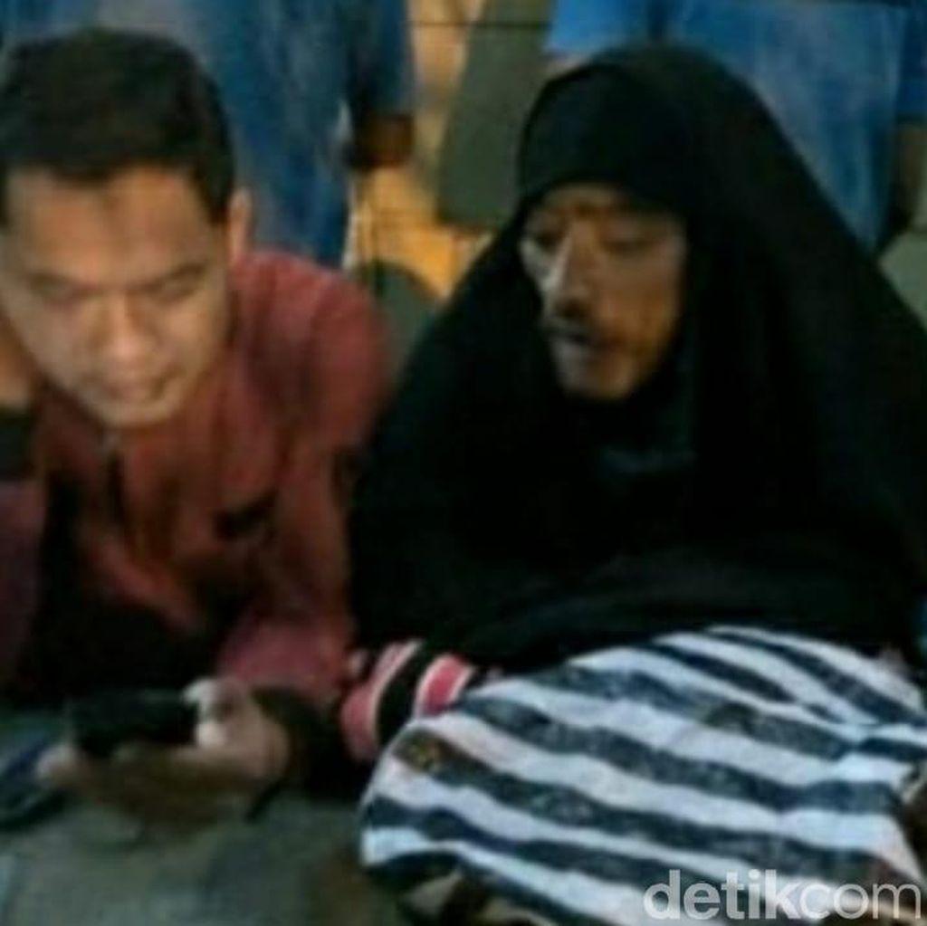 Pria Cabul Bercadar Teror Jemaah Wanita di Sukoharjo